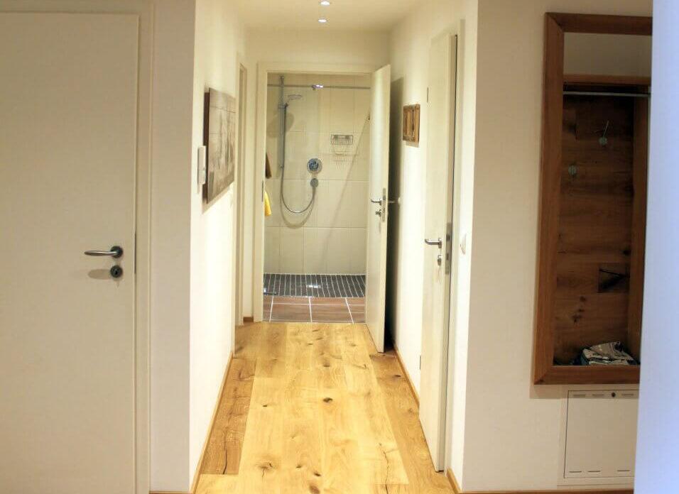 Ferienwohnung Alpenfirn Suite -Durchgang