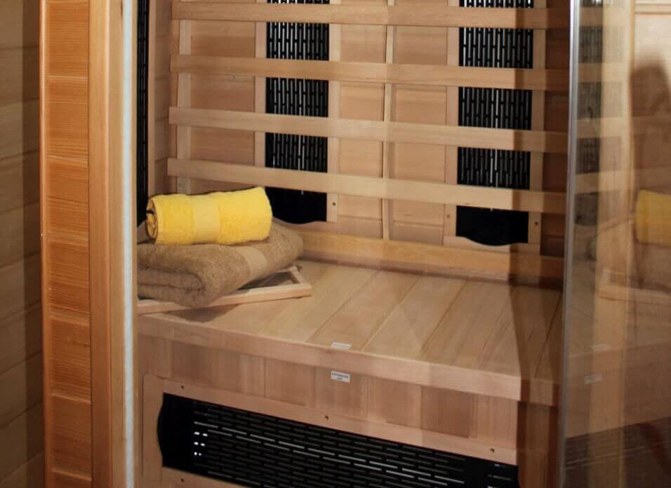 Ferienwohnung Alpenfirn Suite -Sauna